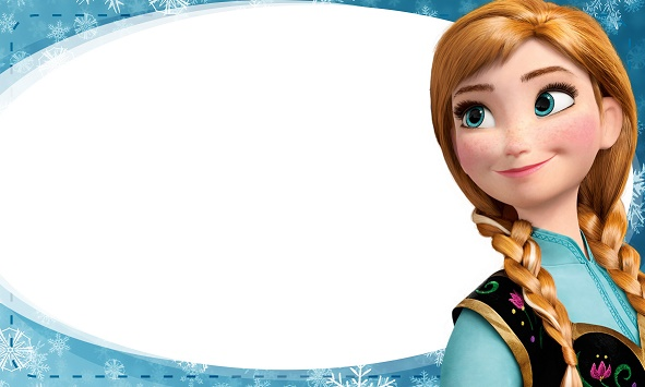 Etiquetas escolares Frozen para descargar gratis - Stickers cuadernos Frozen - Stickers escolares Elsa y Anna - Etiquetas de Frozen imprimibles para clases - Etiquetas de clase Frozen