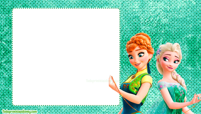 Frozen 2 stickers etiquetas