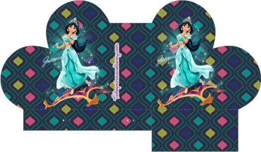 cumpleanos princesa jasmin Ideas imprimibles decoracion