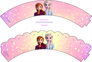 Candy bar gratis Frozen 2