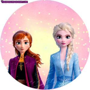 Frozen 2 Printables Free Birthday party