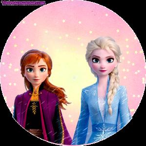Frozen 2 Printables Free Birthday party