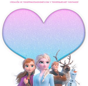 Stickers de Frozen 2