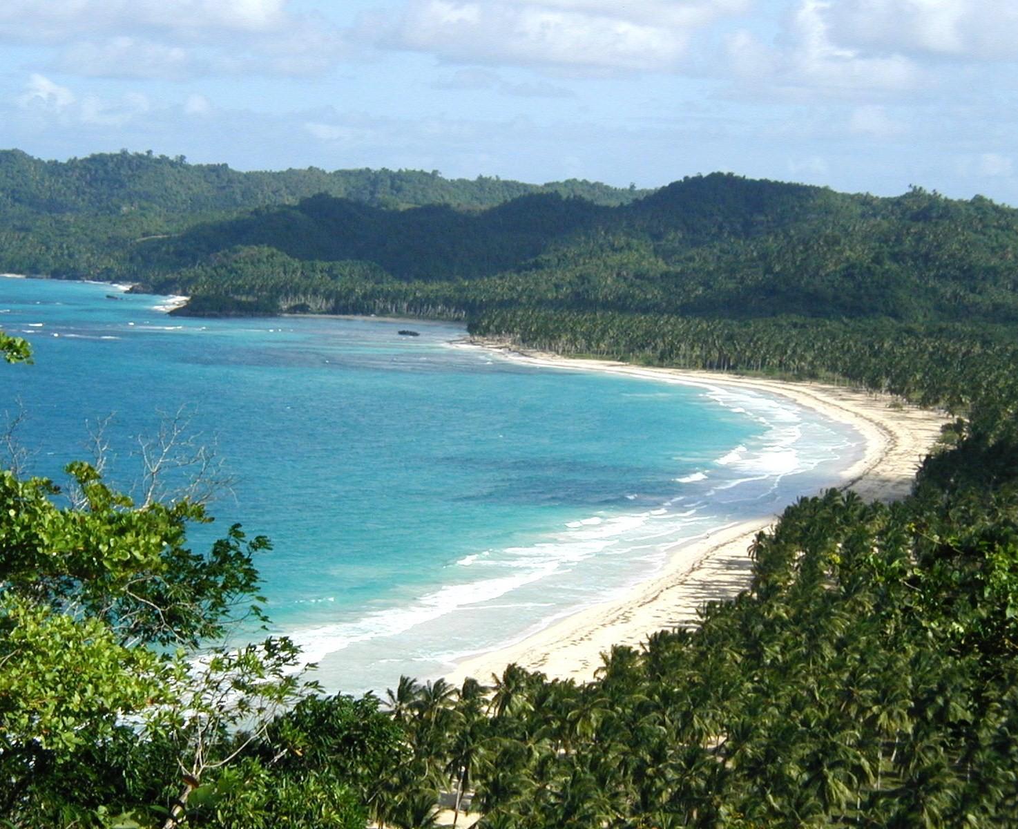 Playa Rincn  Republica Dominicana