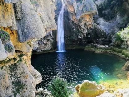 Cascada de la Calavera