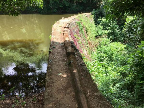 Barragem da Mata da Cafurna não oferece risco, diz engenheiro Todo ...