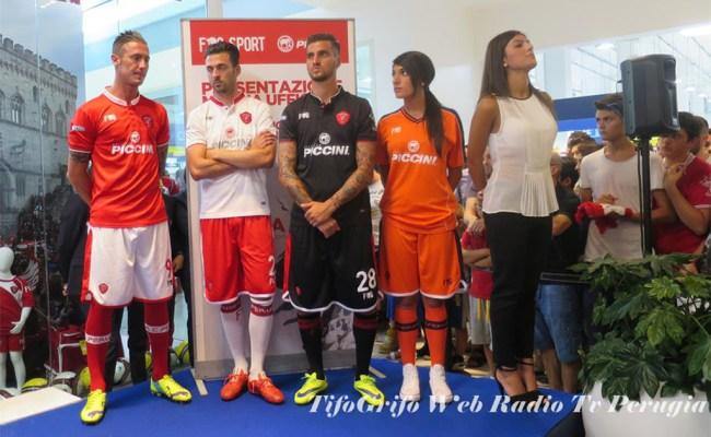 Ac Perugia Calcio Fg Sport 15 16 Maglie Todo Sobre Camisetas