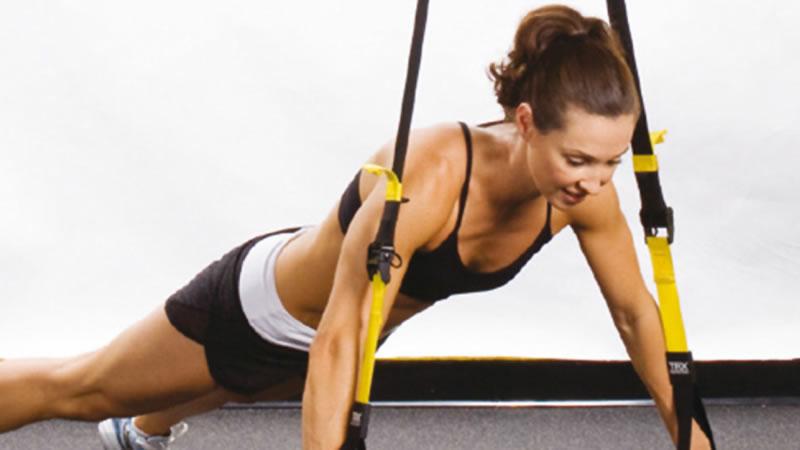 Como un TRX puede ayudar a hacer estos movimientos de yoga avanzada