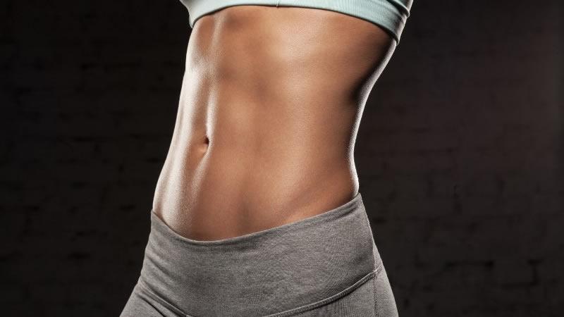 6. Puedes tener más grasa de lo que ves en el espejo: