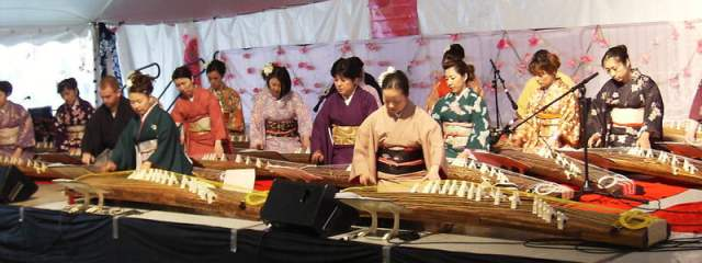 koto concert rokudan no shirabe