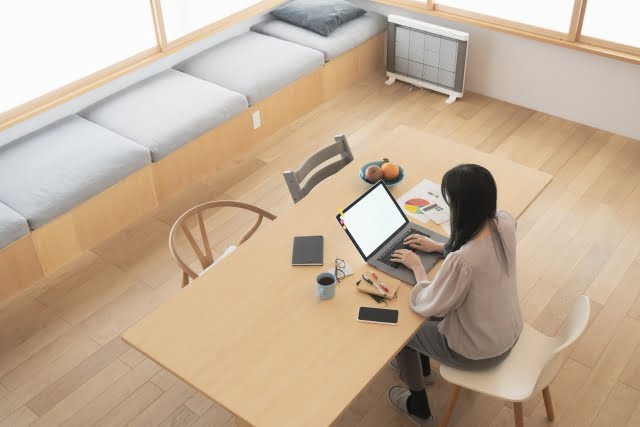 japanese girl study