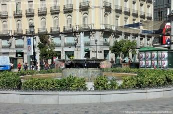 Foto Puerta del Sol de Madrid 19