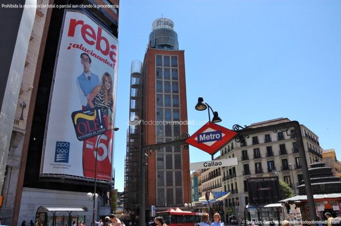 Foto Plaza del Callao 12
