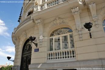 Foto Plaza de las Cortes 34