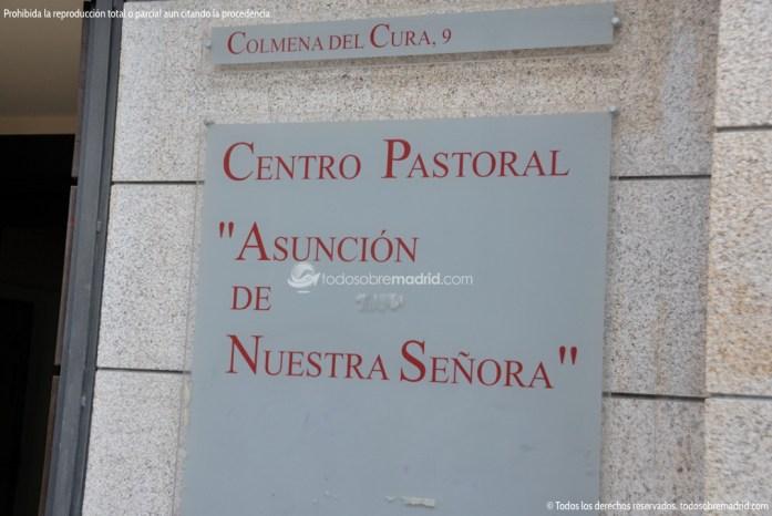 Foto Centro Pastoral Asunción de Nuestra Señora 1