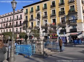Foto Plaza de Jacinto Benavente de Madrid 3