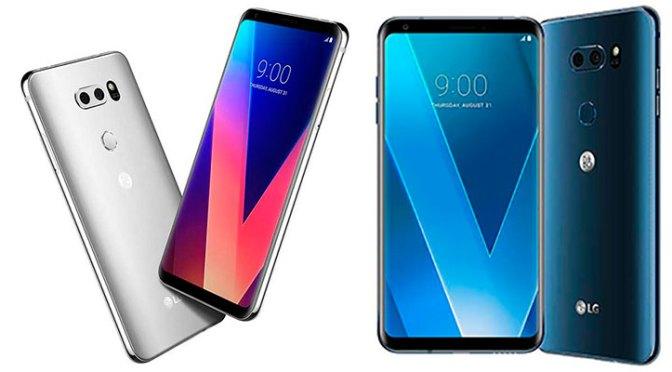 Analisis del LG V30