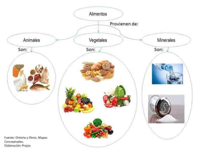 Mapa conceptual en presentaciones de tesis de grado