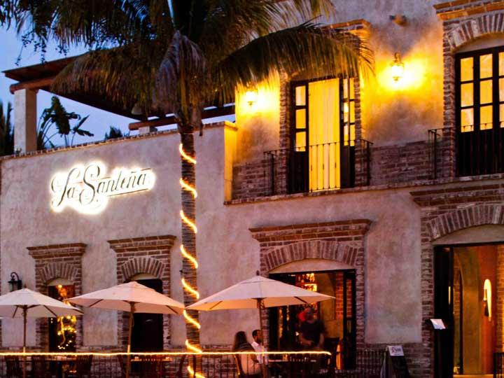 Hotel Casa Tota in downtown Todos Santos Baja California