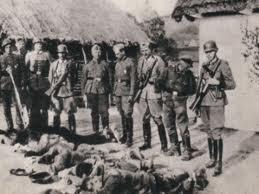 Matanzas en poblaciones griegas