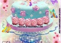 Feliz cumpleaños dulce princesa