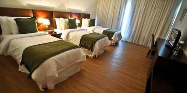 Habitacion Tres Camas Altos del Arapey Resort & Spa Golf