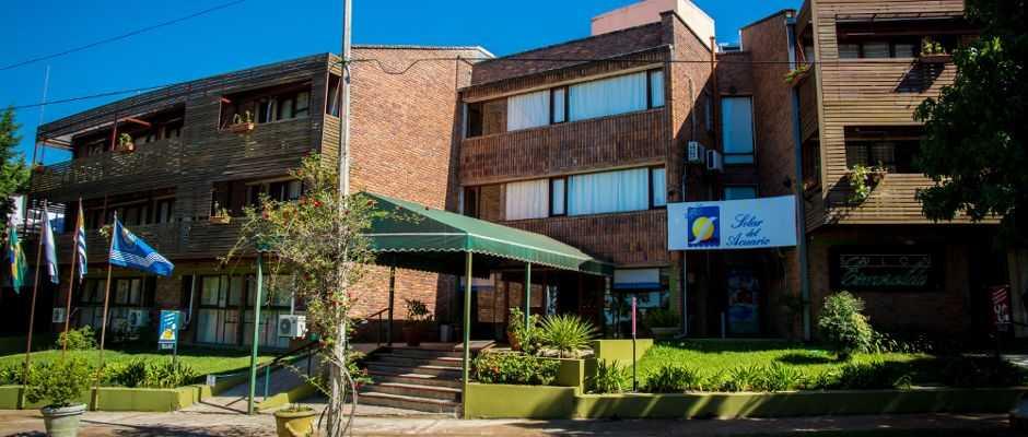 Hotel Solar del Acuario Termas Dayman