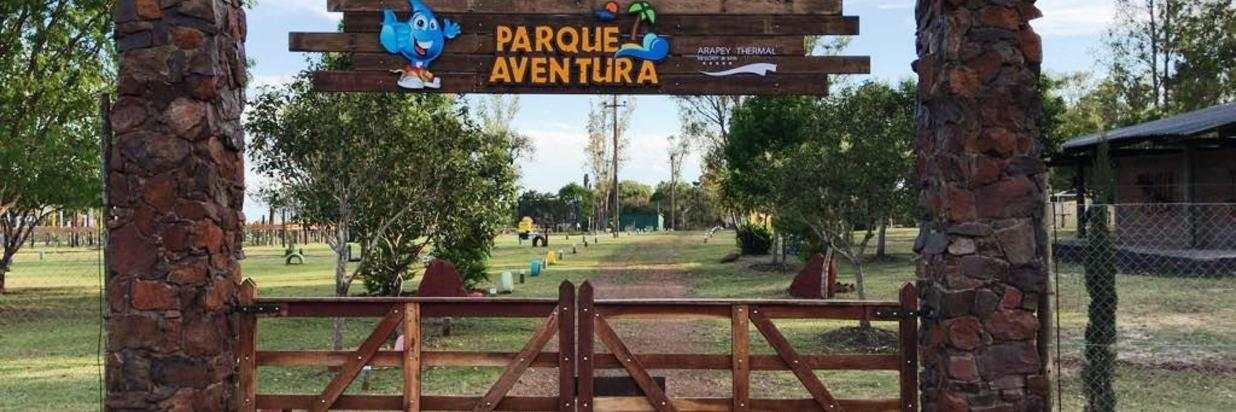 Parque Tematico Aventura Arapey Thermal