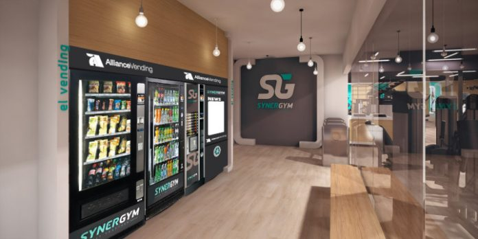 Synergym Alliance Vending