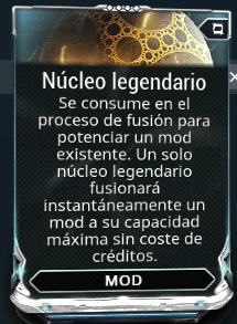 Núcleo Legendario