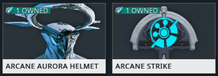 Arcanes Enhacements Helmets trade