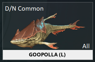 Fishing Goopolla