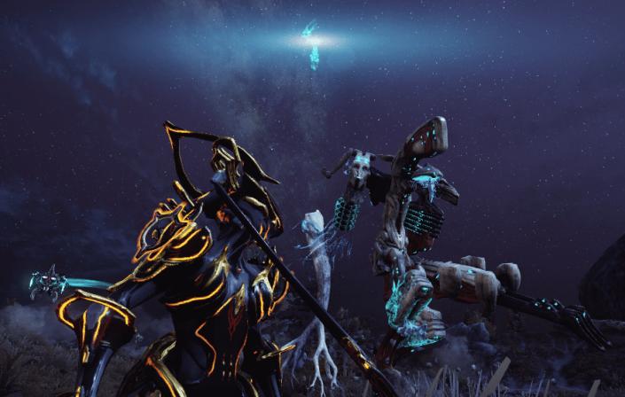 Eidolon Terralista Teralyst Vomvalista Trinity Prime