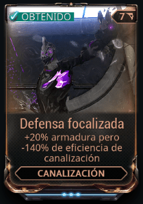 Defensa Focalizada