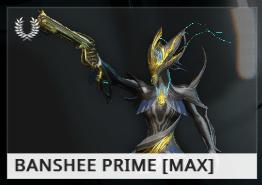Warframe Banshee Prime EN