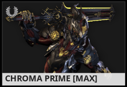 Warframe Chroma Prime