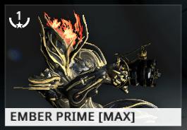 Warframe Ember Prime ES