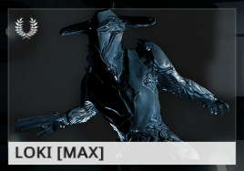 Warframe Loki ES