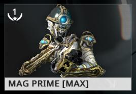Warframe Mag Prime EN