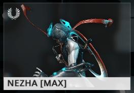 Warframe Nezha ES