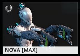 Warframe Nova ES