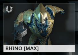 Warframe Rhino ES
