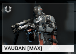 Warframe Vauban EN