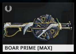 Boar Prime EN