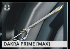 Dakra Prime ES