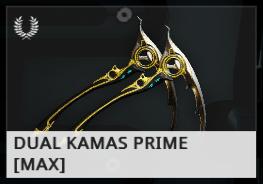 Dual Kamas Prime EN