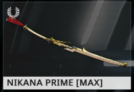 Nikana Prime ES