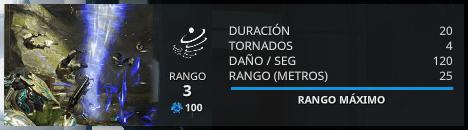 Zephyr Prime Tornado ES