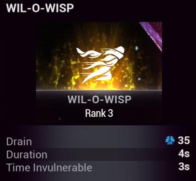 Wisp Wil-O-Wisp
