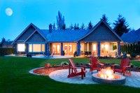 Wood & Stone House | Todsen Design